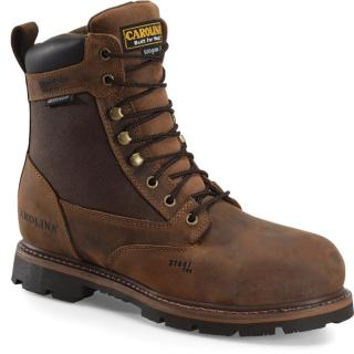 Carolina Insulated INSTALLER Steel Toe 8 Inch Work Boot
