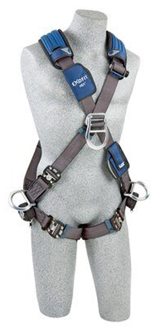 3M DBI-SALA ExoFit Nex Cross-Over Style Positioning/Climbing Harness