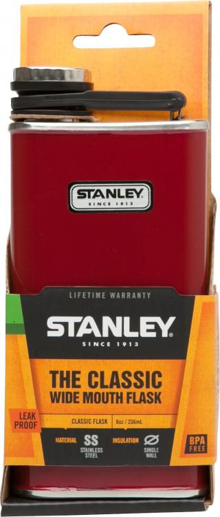 Stanley Classic 8 Ounce Wide Mouth Flask