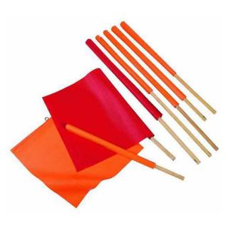 Cortina Vinyl Flag 24 Inch with 36 Inch Dowel