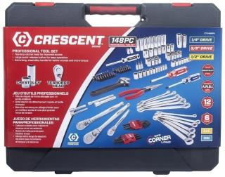 Crescent 148 Piece Professional Tool Set (CTK148MPN)