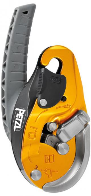 Petzl I'D EVAC Self-Braking Descender