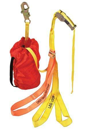 DBI Sala Rollgliss Self-Rescue Device Bucket Truck Descender