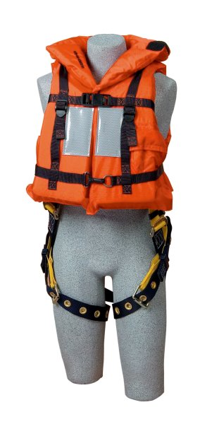 3M DBI Sala Off-Shore Lifejacket for use with Harness