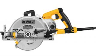 DeWALT 7-1/4 Inch Worm Drive Circular Saw with Brake