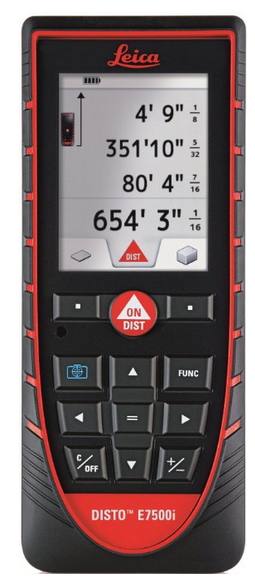 Leica Disto Geosystems 660 Foot Range Laser Distance Meter