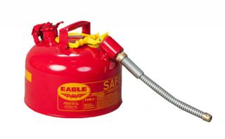 Eagle Industries Flammables Type 2 Safety Can with 7/8 Inch Spout