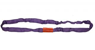 LiftAll Purple Endless Round Sling