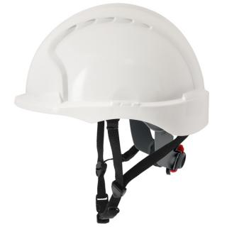 JSP 6151 Evolution Deluxe Climbing Short Brim Safety Helmet - Vented