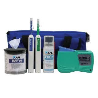 AFL Basic Fiber Cleaning Kit with Case