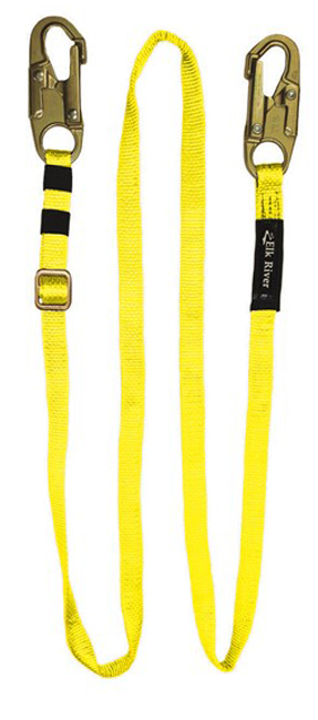 Elk River 29506 Centurion Adjustable Web Lanyard