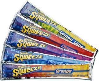 Sqwincher Sqweeze Pops - Assorted Flavors (150 Pack)