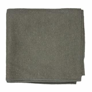 Fox Outdoor French Army Style Wool Blanket