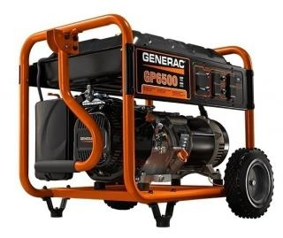 Generac GP Series 6500 Portable Generator
