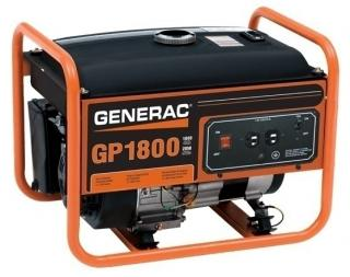Generac GP Series 1800 Portable Generator