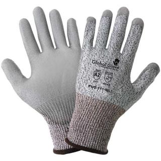Polyurethane Coated Cut Resistant Gloves (12 Pair)