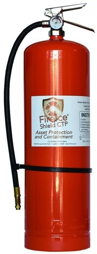 GelTech FireIce Shield CTP 2.5 Gallon Canister