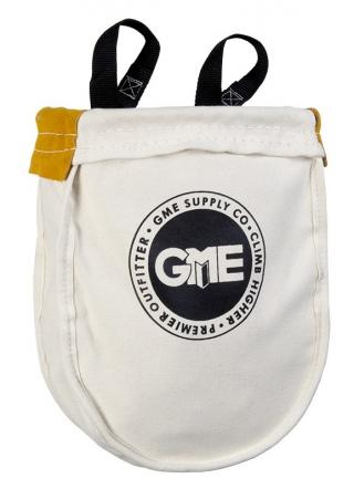 GME Supply Extra Large Canvas Utility Bag with Leather Bottom