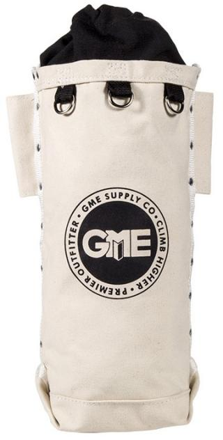 GME Supply Extra Tall Top-Closing Canvas Bolt Bag with Connection Points