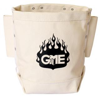 GME Supply 5416T Canvas Bull-Pin and Bolt Bag