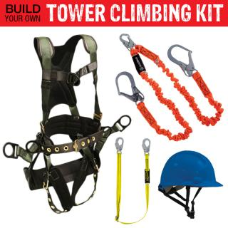 GME Supply Build Your Own Tower Climbing Kit - Bundled Kit