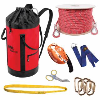 GME Supply 9125 1/2 Inch Rope Rescue Kit