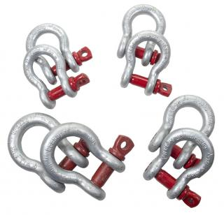 GME Supply Heavy Duty Shackle Pack