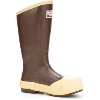 Honeywell XTRATUF Legacy 2.0 Series 15 Inch Neoprene Composite Toe Boots, Copper & Tan