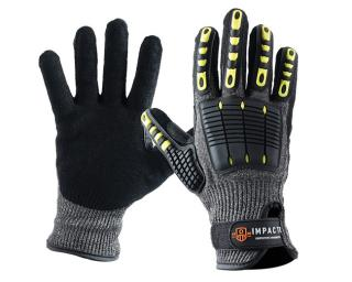 IMPACTO Back Tracker Blade Gloves - Cut Resistant Gloves