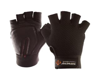 IMPACTO Half-Finger Mesh Carpal Tunnel Anti-Impact Gloves