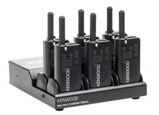 Kenwood KMB-44 Six Unit Charging Rack