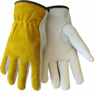 Tillman 1416 Economy Cowhide Driver Gloves