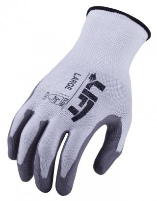 Lift Safety Staryarn Polyurethane Gloves