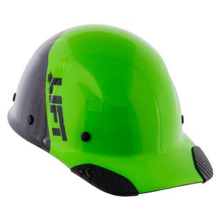 Lift Safety DAX Green Fifty 50 Carbon Cap Style Hard Hat (Exclusive)