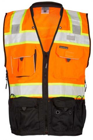 ML Kishigo Class 2 Surveyors Vest