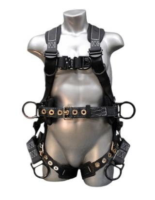 Elk River 67630 PeregrineRAS Platinum Tower Climbing Harness with Aluminum D-Rings