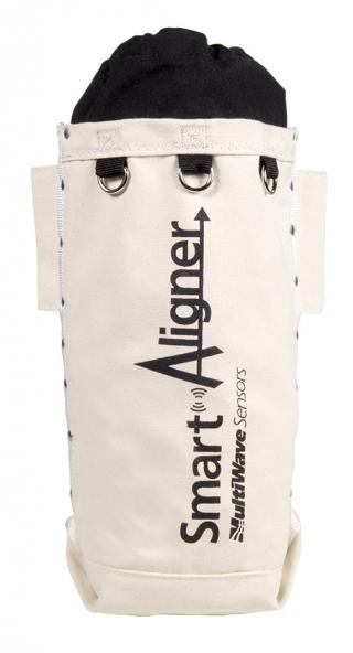 MultiWave Extra Tall Top-Closing Canvas Bolt Bag for Smart Aligner