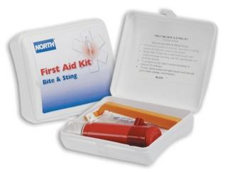 North Bite and Sting First Aid Kit