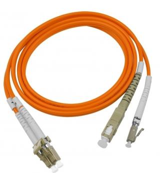 ODM SC-LC to LC-LC Multi-Mode Test Cable