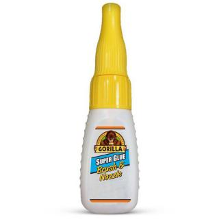 Gorilla Super Glue Brush and Nozzle