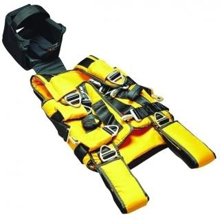 PMI LSP Miller Half Back Extrication Lift Harness