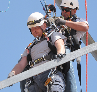 Safety LMS Competent Climber/ Rescuer Course