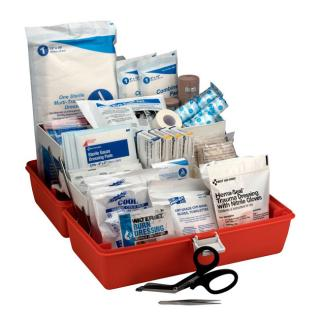 First Aid Only First Responders Kit - 98 Pieces