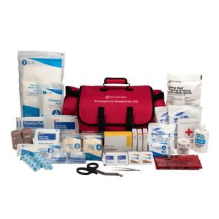 First Aid Only EMS Emergency Responders Trauma Kit - 151 Pieces