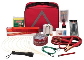First Aid Only Vehicle Emergency Roadside Kit