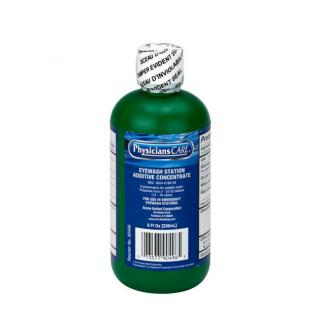 First Aid Only Eyewash Additive, 8 Ounce Bottle