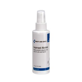 First Aid Only Alcohol Antiseptic Spray, 4 Oz. Pump
