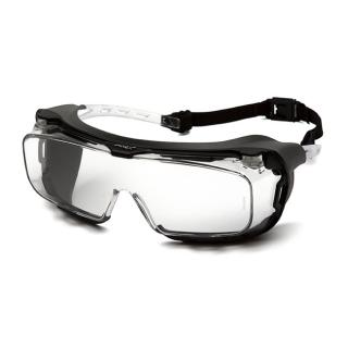 Pyramex Cappture Clear H2MAX Anti-Fog Safety Glasses