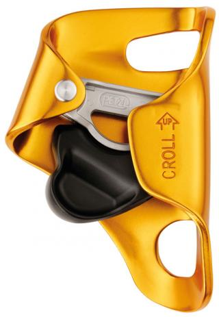 Petzl CROLL L Chest Ascender
