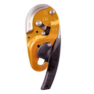 Petzl I'D S Self-Braking Descender (Yellow)